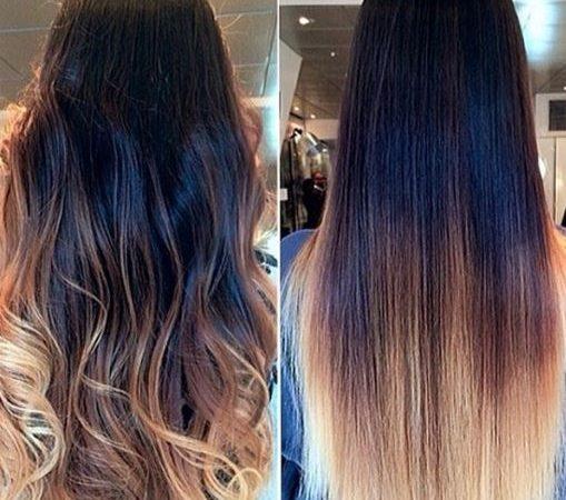 چگونه موهای آسیب دیده خود را رنگ کنیم؟