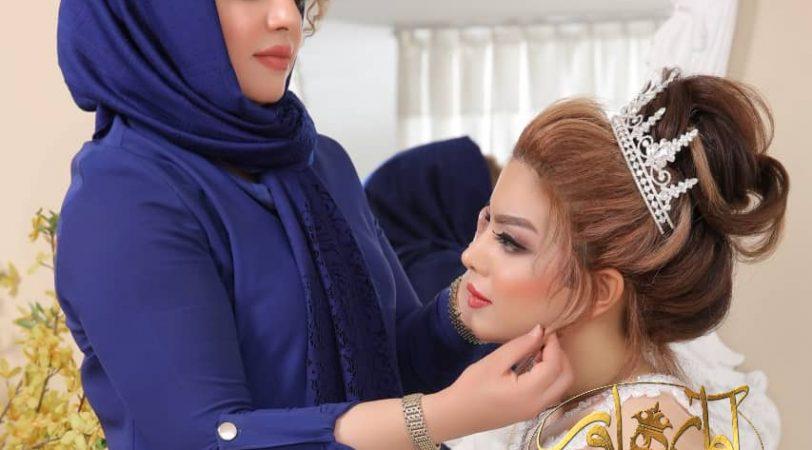 بهترین آرایشگاه عروس اصفهان آوای ماهور