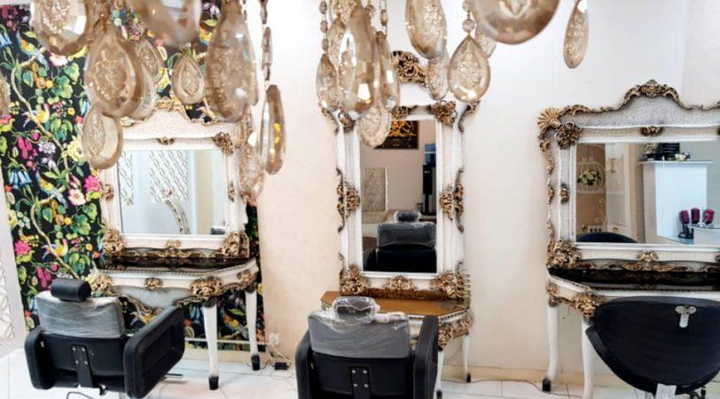 آرایشگاه قیمت مناسب آوار ماهور در اصفهان